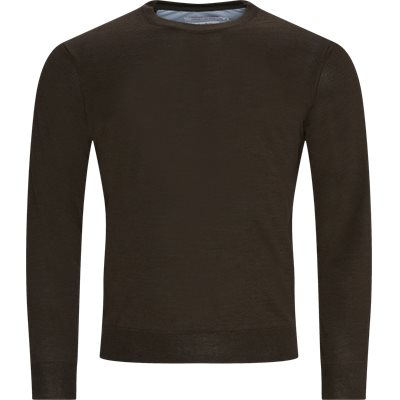 Lipan Striktrøje Regular | Lipan Striktrøje | Brown